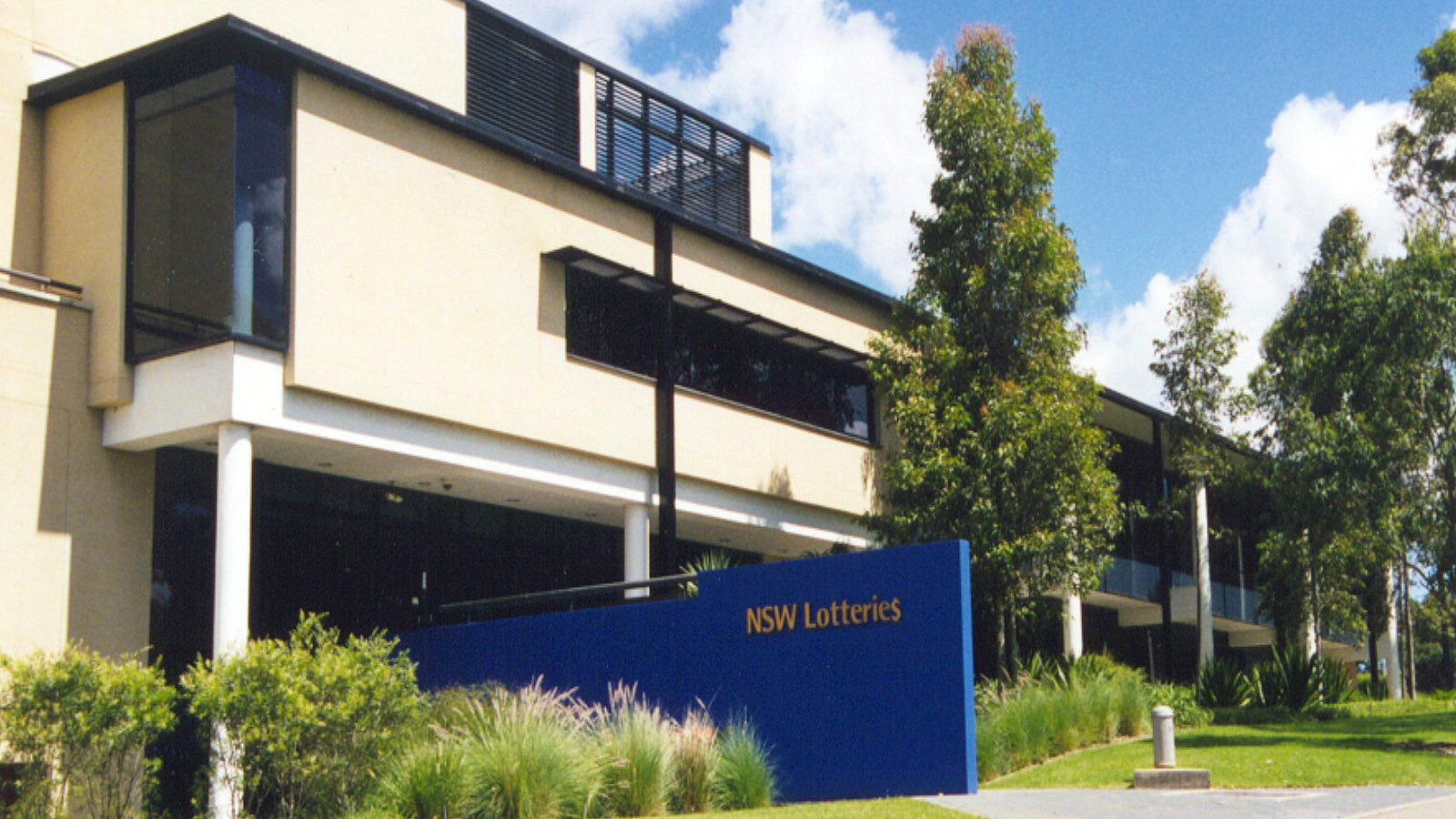 Sparks & Partners Project NSW Lotteries Homebush Bay NSW