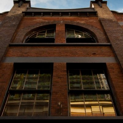 Sparks and Partners Kensington Street Chippendale Heritage Site