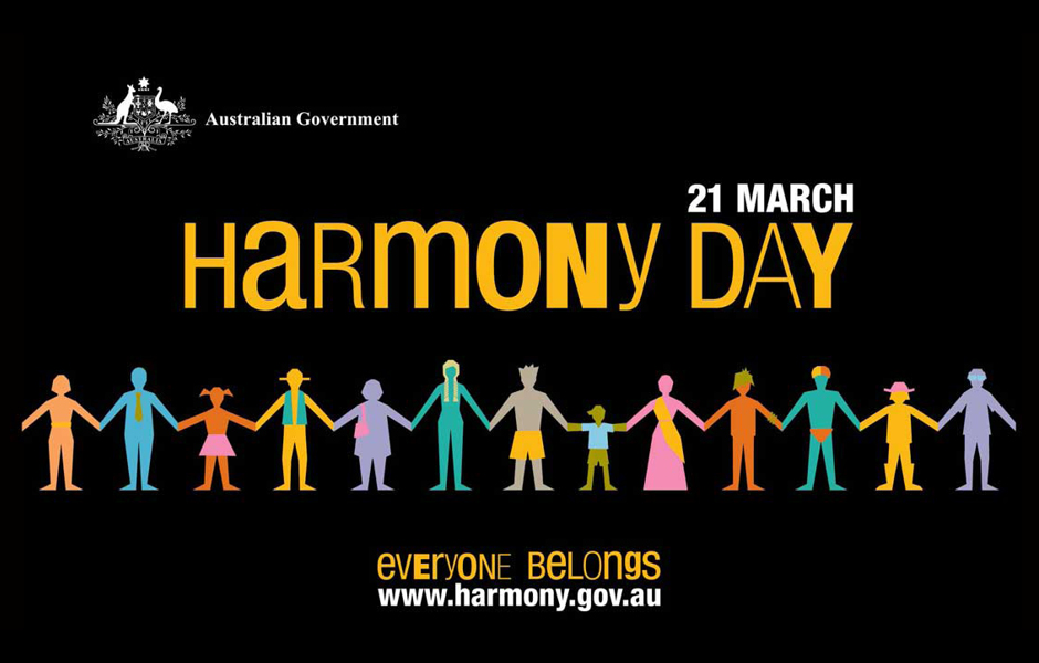 Harmony Day on March 21