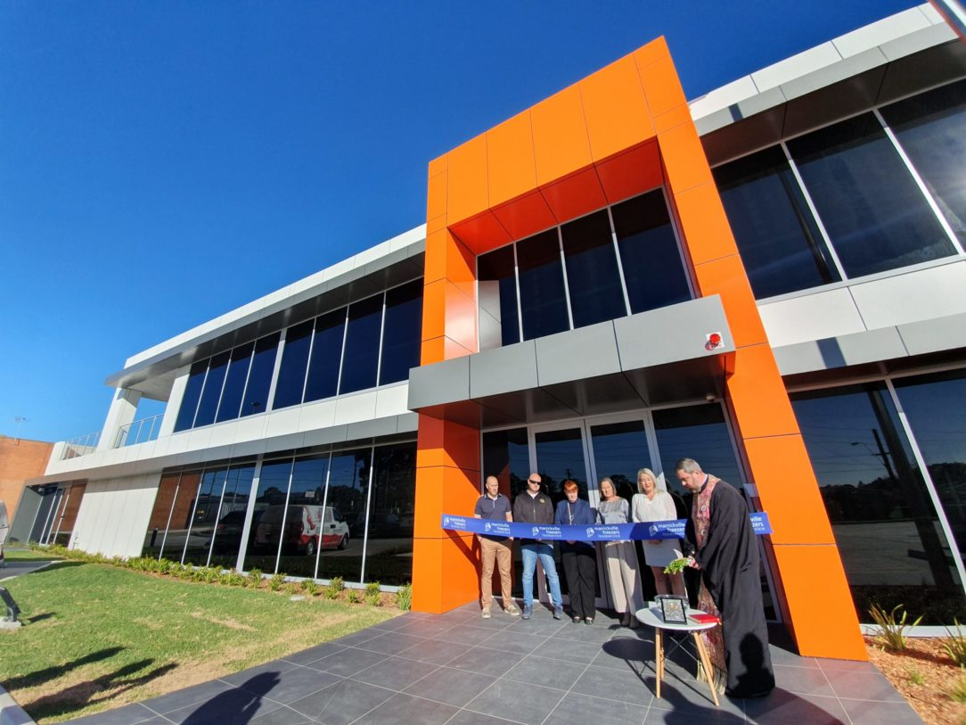 Marrickville Freezers Foodservice facility