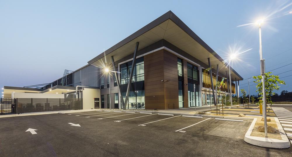 DHL Life Sciences & Healthcare Oakdale Industrial Estate South