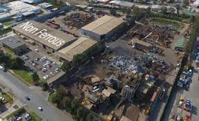 Sell & Parker Metal Recovery & Recycling Facility Kings Park